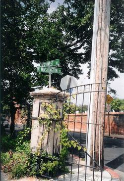 Saint Anne's Cedar Bluff Cemetery