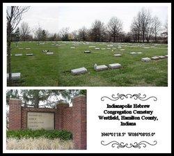 Indianapolis Hebrew Congregation Cemetery North