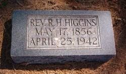 Rev Richard Henry Higgins