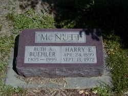 Harry E McNutt