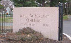 Mount Saint Benedict Cemetery