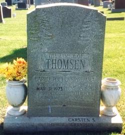 Carsten Stanford Thomsen, Jr