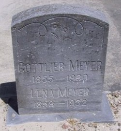 Lena <I>Kahn</I> Meyer