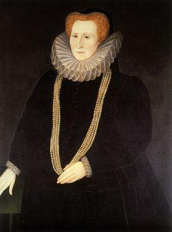 Lady Elizabeth <I>Hardwick</I> Talbot