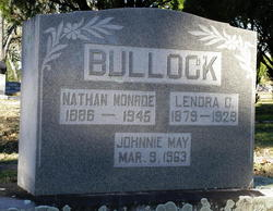 Lenora <I>Cone</I> Bullock