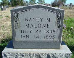 Nancy Margaret <I>Lambert</I> Malone