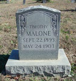 Timothy Malone