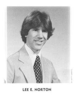 Sgt Lee Edward Norton