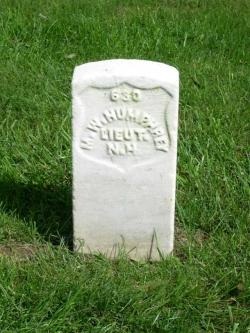 1LT Mason W. Humphrey