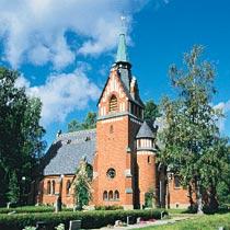 Längbro kyrkogård