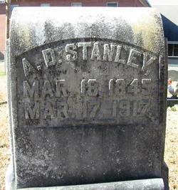 Alfred Dorsey Stanley