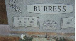 Fletcher W. Burress