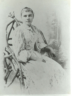 Nellie Elizabeth <I>Hahn</I> Grable