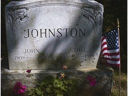 Ethel <I>Robinson</I> Johnston