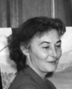 Eleanor Edith <I>Cadaret</I> Savage