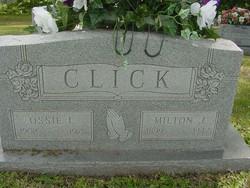Milton James Click, Sr