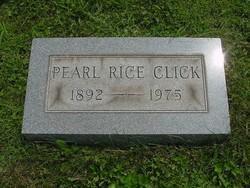 Pearl <I>Rice</I> Click