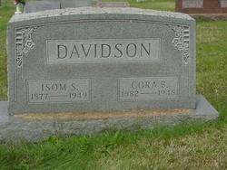 Cora B <I>Early</I> Davidson