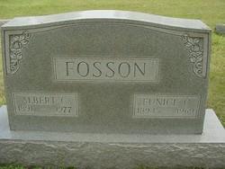 Eunice <I>Chalkley</I> Fosson