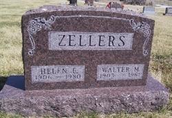 Helen Gertrude <I>Ellis</I> Zellers