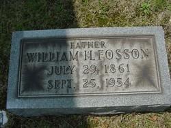 William Henry Fosson