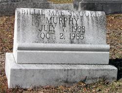 Billie Mae <I>Snookie</I> Murphy
