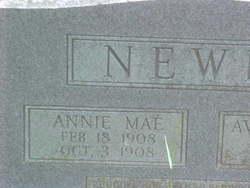 Annie Mae Newby