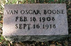 Van Oscar Boone