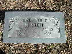 Hazel Marie <I>Whaley</I> Bartlett