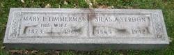 Mary L. <I>Timmerman</I> Yerdon
