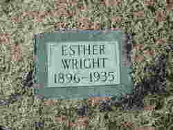 Esther Wright