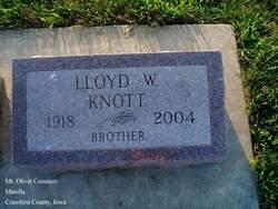 Lloyd William Knott