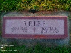 Walter Herman Reiff