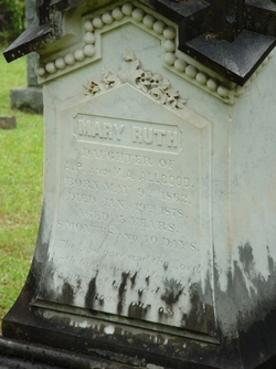 Mary Ruth Allgood