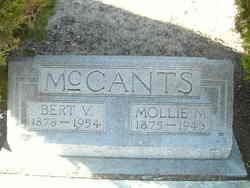 "Albert V. ""Bert"" McCants"