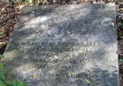 William Henry Rugeley