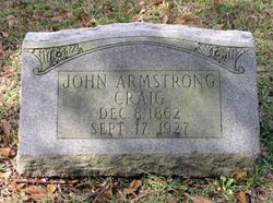 John Armstrong Craig
