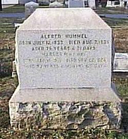 Harriet W. <I>Kennedy</I> Hummel