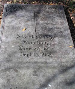 Albert George Goodbody