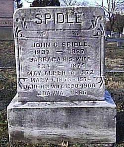 John George Spidle