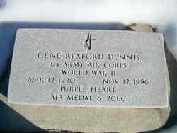 Gene Rexford Dennis