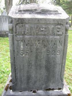 Manley Edwin Timmerman