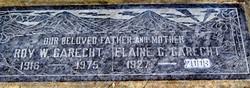 Elaine Grace <I>Kuderer</I> Garecht