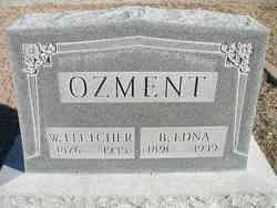 William Fletcher Ozment