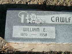 William Edwin Cawlfield