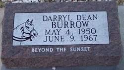 Darryl Dean Burrow