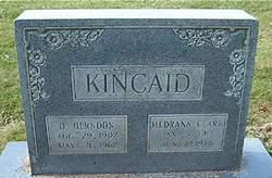 Medrana <I>Clark</I> Kincaid