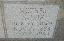 Susie <I>Miller</I> Kauffman