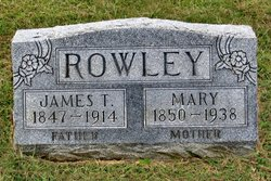 James Townsend Rowley