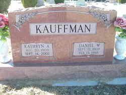 Daniel W. Kauffman